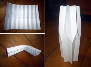 Papiermanschette